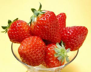 优质精品草莓500g