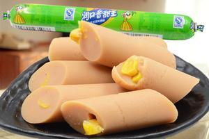 双汇润口香甜王48g 香肠火腿
