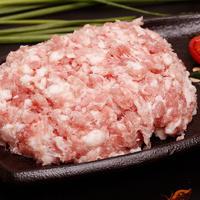 优膳房蛋白桑好猪肉五花肉馅 1kg