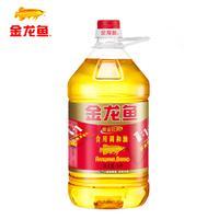 金龙鱼食用调和油5L  食用油