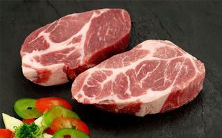 【优膳房】自繁自养蛋白桑猪肉精品前腿梅花肉500g