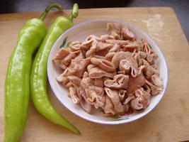 优膳房自繁自养优质蛋白桑猪肉精品猪肥肠500g